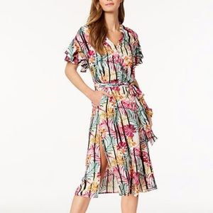 Nine West Dresses - NWT Nine West Floral Midi Dress